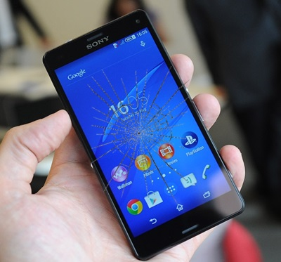 Sony Xperia Z3 Compact Ekran Değisimi