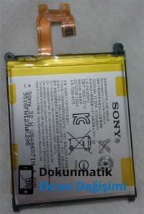 sony xperia z2 orjinal batarya