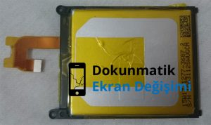 sony xperia z2 orjinal batarya arka