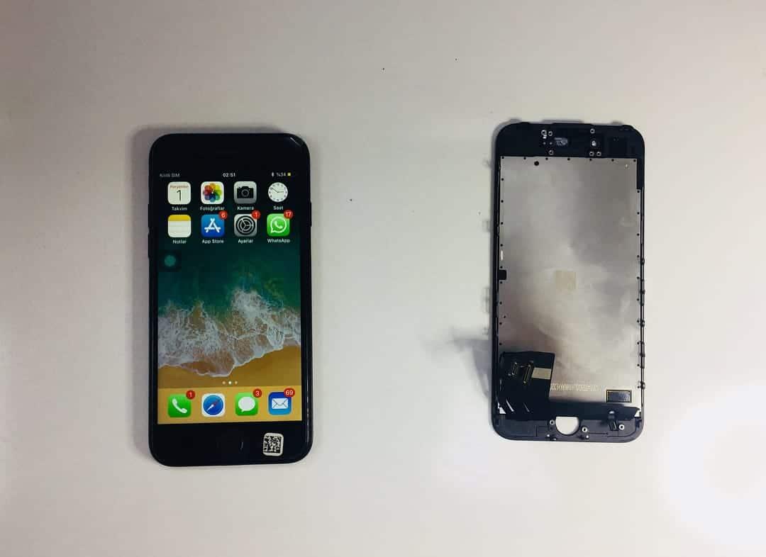 Phone 7 Ekran Deiimini Dokunmatik Deiiminde Yaptrmanz Size Ne Kazandrr